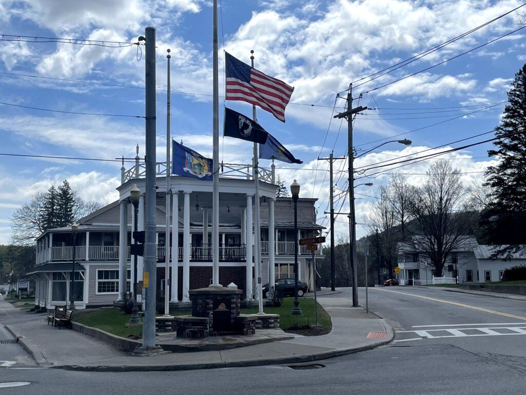 Center of Warrensburg