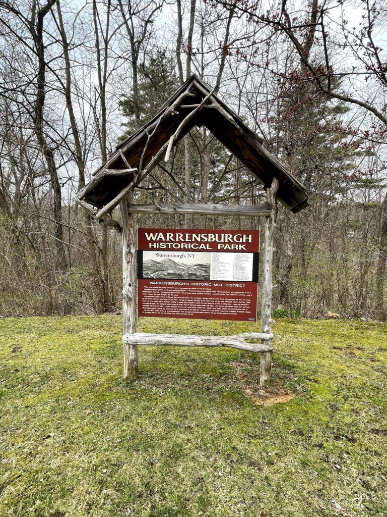 Historical park in Warrensburg